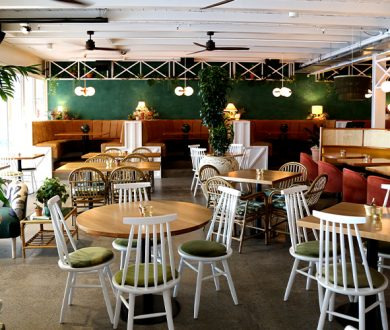 The Lula Inn is the newest eatery to open its doors at the Viaduct