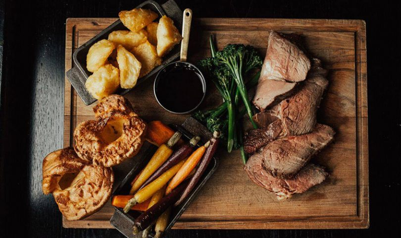 Four places to indulge in a Sunday Roast this winter