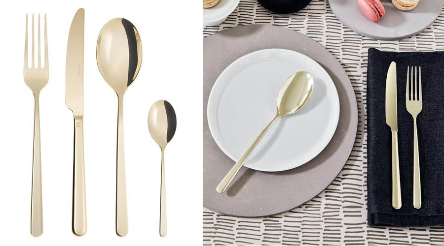 The new Sambonet flatware range is destined to elevate your tabletop | The Denizen & The new Sambonet flatware range is destined to elevate your tabletop ...