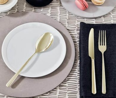 The new Sambonet flatware range is destined to elevate your tabletop
