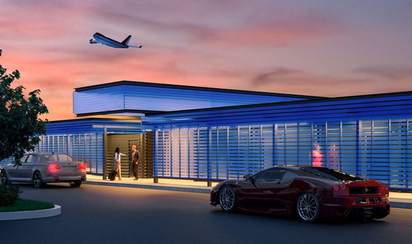 Flying through LAX? Here's the new private terminal you need to know about