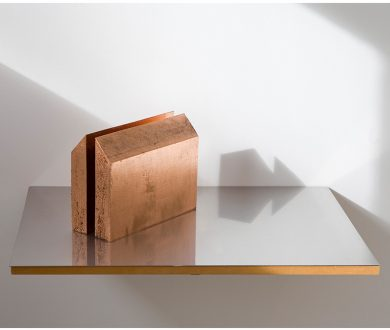 'Copper House (Siena)' by Stephen Bambury