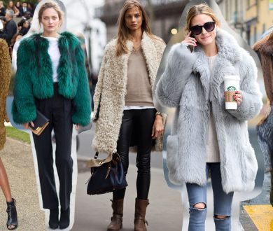 These are the faux fur jackets you need this winter