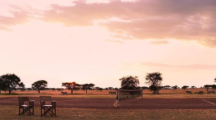 Singita Sabora Camp at Serengeti National Park