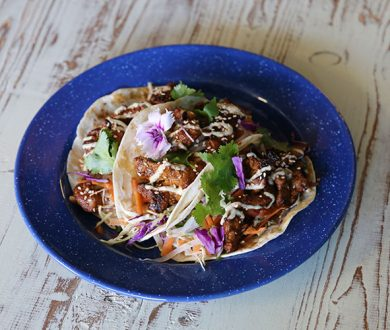 New opening Ain't No Taco is putting a twist on the Mexican staple