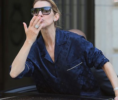 Did Celine Dion just become the ultimate style icon?