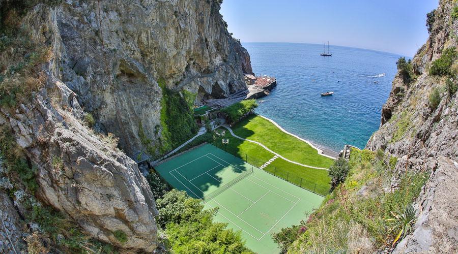Tennis al Settimo Piano Positano