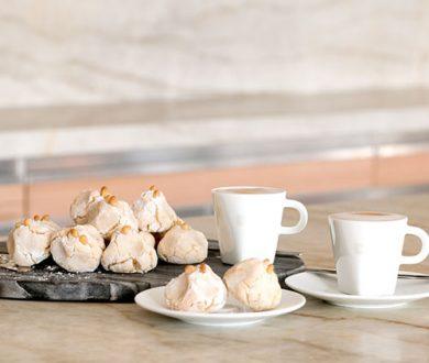 Recipe: Josh Emett's almond and pignoli cookies