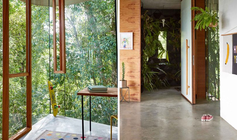 The grown up treehouse is quite simply, faultless