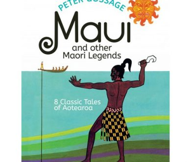 Maui and pther Māori Legends by Peter Gossage
