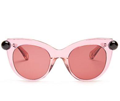 Christopher Kane cat-eye sunglasses