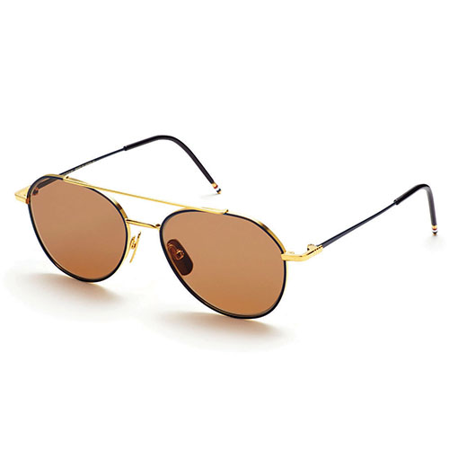 Thom Browne wire sunglasses