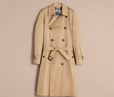 Isn't it time we took back the trench coat?