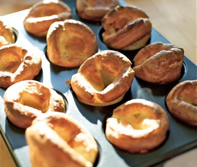 Recipe: These homemade Yorkshire puddings are a cinch