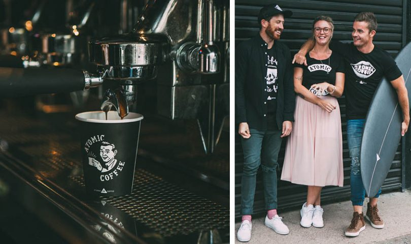 Atomic celebrates 25 years of coffee excellence with a week-long pop-up