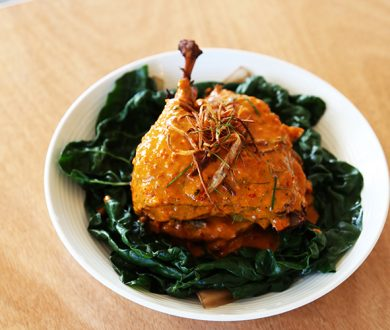 New North Shore eatery Duck Duck Goose is serving delicious Asian-inspired fare