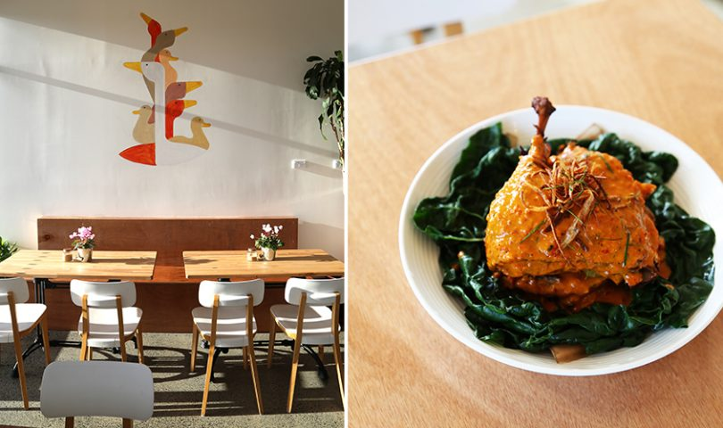 North Shore eatery Duck Duck Goose is serving delicious Asian-inspired fare