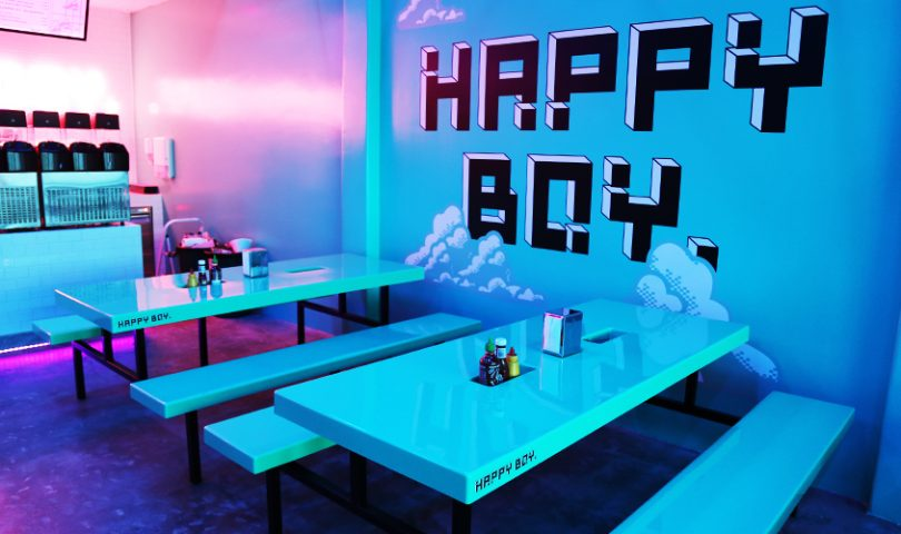Tokyo-inspired burger joint Happy Boy is luring us to Royal Oak