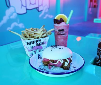 New eatery Happy Boy is a Tokyo-inspired burger joint luring us to Royal Oak
