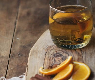 This hot toddy recipe will see you through the winter nights