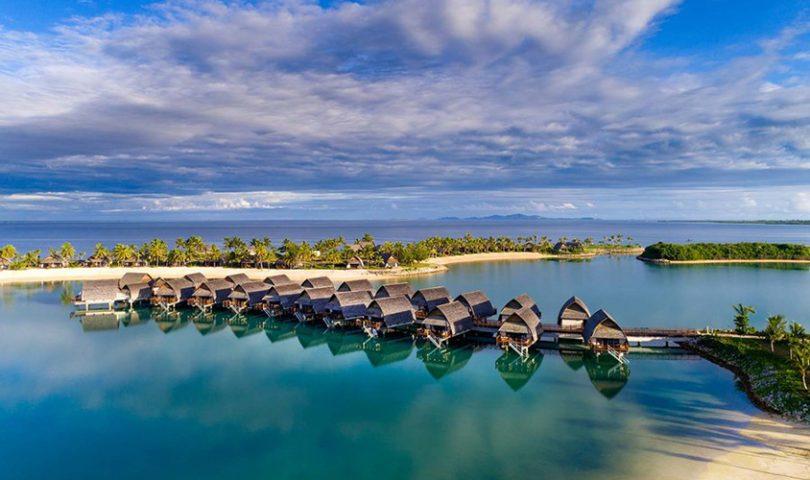 Need some sunshine? Meet Fiji's newest luxury resort, the Marriott at Momi Bay
