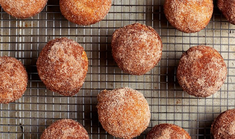 Have you tried Dirt Bombs? This is the doughnut recipe du jour