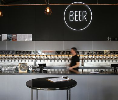 The Beer Spot is an unlikely destination for brew-lovers on the Shore