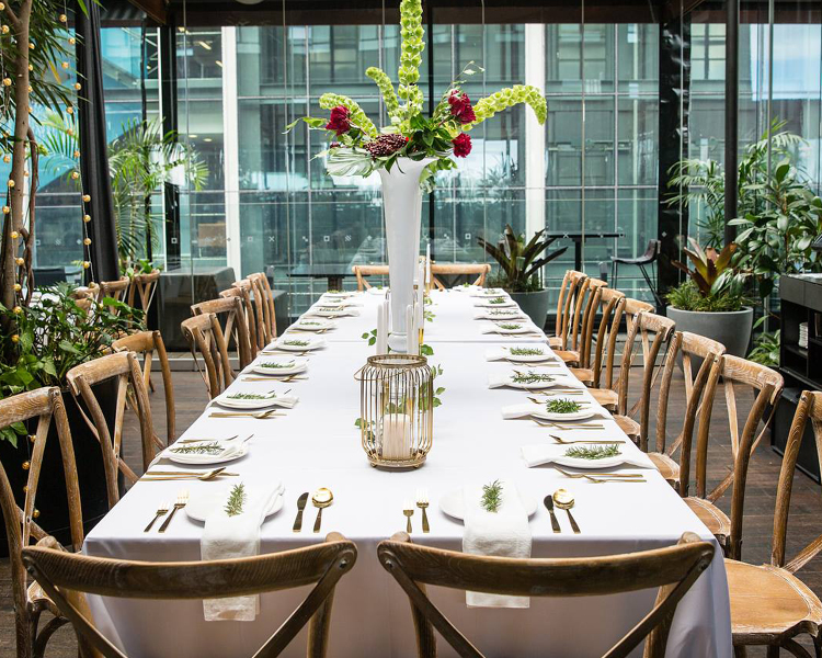 The Deck at Ostro