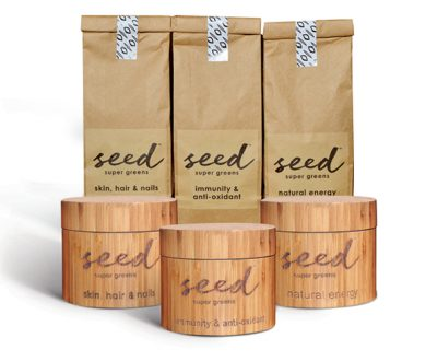Seed is the freeze-dried super greens you didn't know you needed