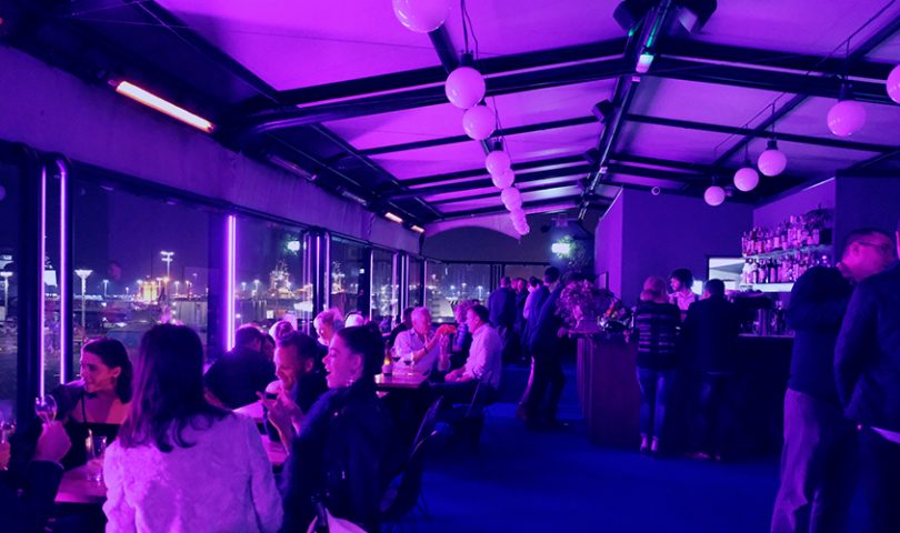 A boisterous Asian bar and eatery, SEVEN, opens on Auckland's most coveted rooftop
