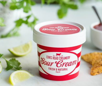 Lewis Road Creamery extends its range with a stellar new sour cream