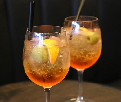 The 10 most appropriate places to indulge in the beloved Aperol Spritz