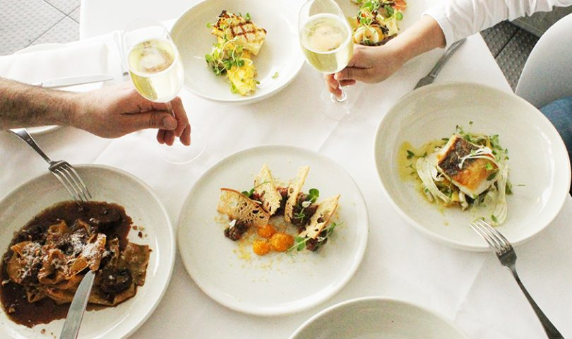 Upgrade your lunch with the Prix Fixe menu from Euro this September