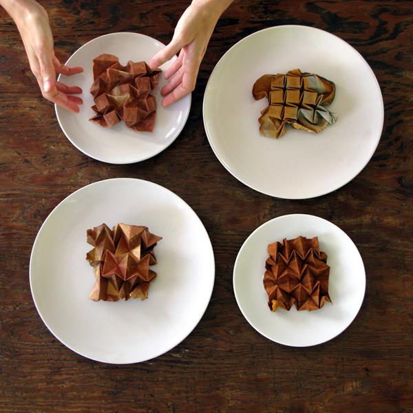 Edible Surfaces by Arantza Vilas, Leslie Vanderleeuw and Erik Spande
