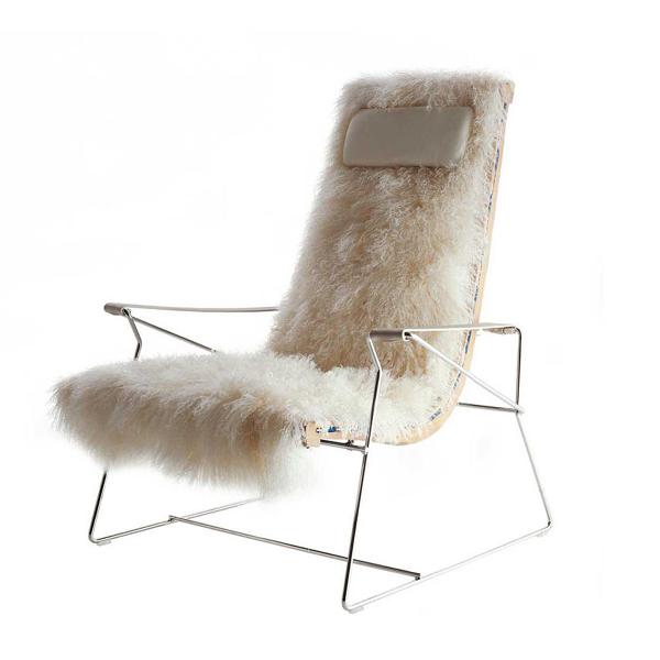 J.J armchair