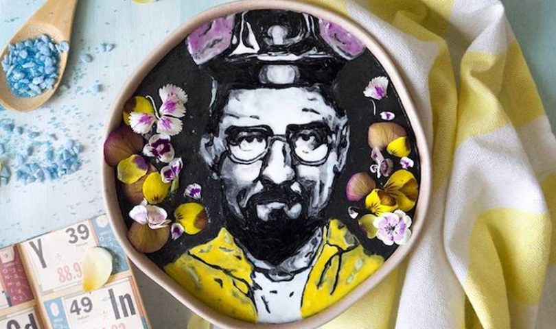 Edible art? This local creative is whipping up some of the tastiest works in town