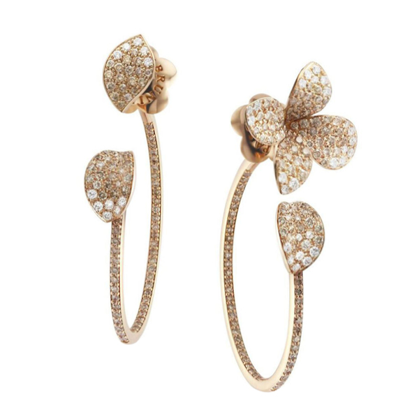 Pasquale Bruni floral hoops