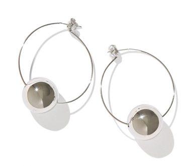 Adrian Gold earrings