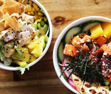 Blu Poke Shed is bringing the delicious Hawaiian delicacy to the shore
