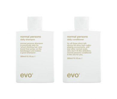 Evo Shampoo and Conditioner
