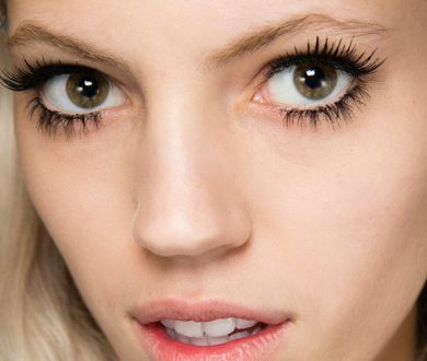 Give your eyelashes a natural lift with the Yumi Lash treatment