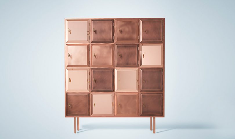 This unique cabinet is the standout furnishing you've been waiting for