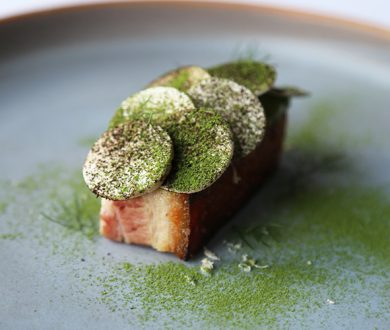 You don't need a special occasion to indulge in this 'not-so-daunting' degustation