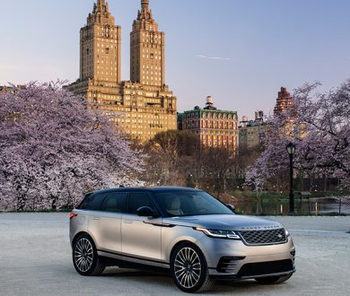 Range Rover launches its new Velar — a luxurious SUV perfect for navigating the city