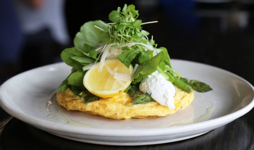 We may have just found Auckland's ultimate omelette