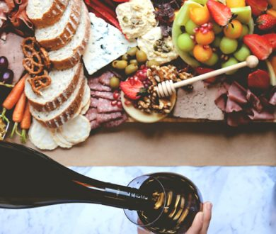 Party season hack #1: outsource your afternoon grazing platter