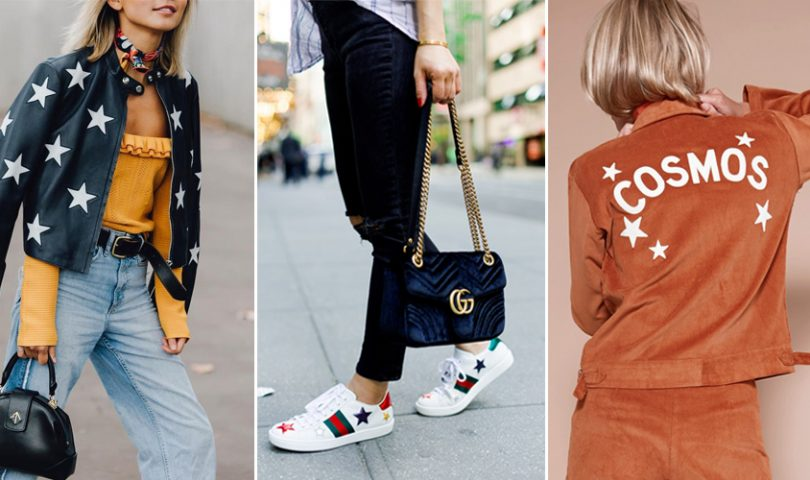 Add some intergalactic flair to your outfits with these cosmic pieces