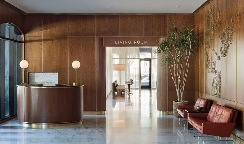 Eight years in the making, this modernist hotel was well worth the wait