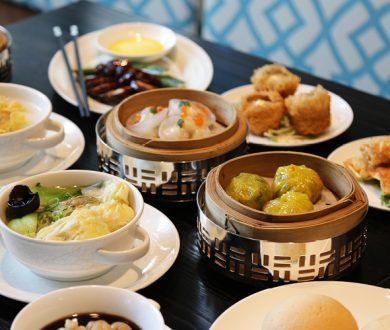 Dim sum for lunch? Huami has launched its DELICIOUS Spring menu