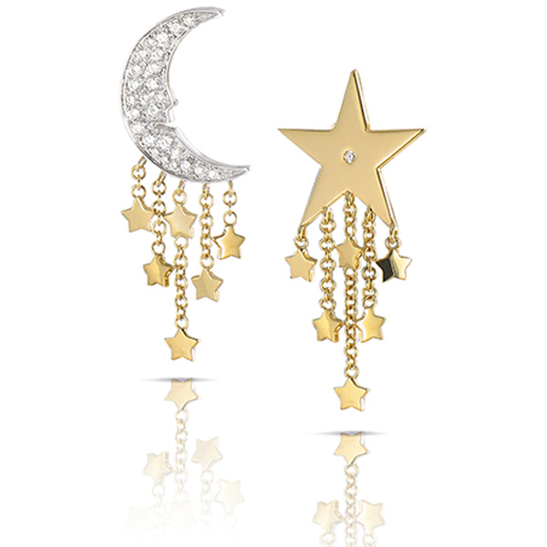 Pasquale Bruni earrings